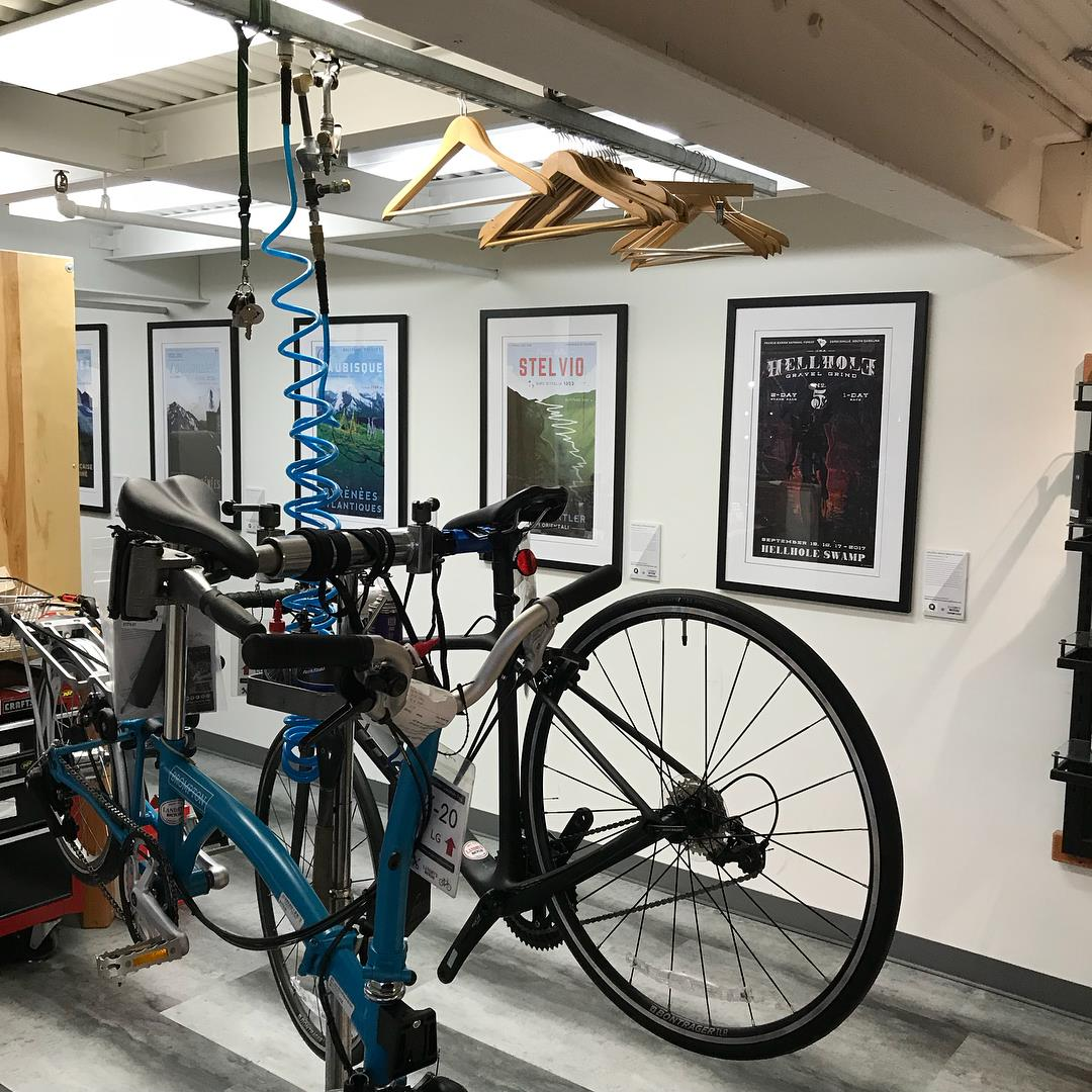 Landry's Bicycles Art Gallery 1